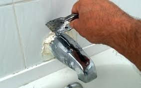 fixing bathtub faucet removing bathtub faucet how to replace bathtub spout replacing