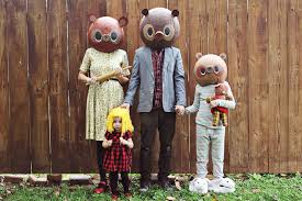 Brown Bear Halloween Costume Goldilocks U0026 Bears Costume U2013 Beautiful Mess