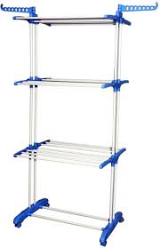 Clothes Dryer Stand Online Kumaka Hi Quality Double Pole Cloth Drying Stand Laundry Rack