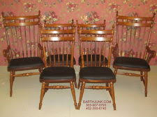 maple dining chairs ebay