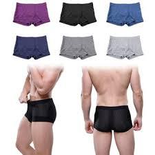 Ropa Interior Para Hombre Compra Ropa Interior Para Hombre Briefs Mesh Pantalones Talla