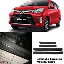 Toyota Calya Karpet Lumpur Mud Guard Aksesoris Jsl jual karpet mobil calya murah garansi dan berkualitas id store
