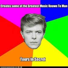 Bowie Meme - david bowie images david bowie meme wallpaper and background