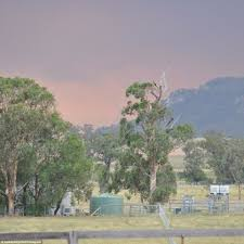 Definition Of Wildfire Intensity by More Than 100 Fires In Nsw Could Take Weeks To Extinguish Daily