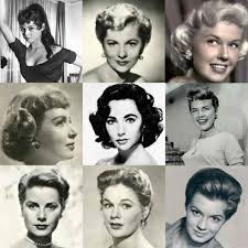 41 best hair styles 1950 s images on pinterest hair makeup