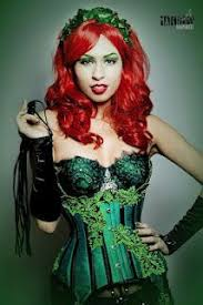 Halloween Poison Ivy Costume Poison Ivy Corset Google Beautiful Corsets