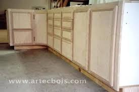 Fabriquer Ses Meubles De Cuisine Soi M Fabriquer Meuble Cuisine 1 Construisez Un Meuble Pour Lespace