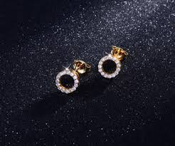 simple ear rings 2017 dubai gold jewelry earring simple gold earring designs for