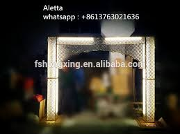 wedding arches and columns gold color wedding arches columns wedding mandap arche sale