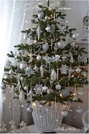 white and silver tree ornaments rainforest islands ferry
