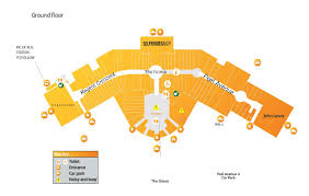 trafford centre floor plan f w map