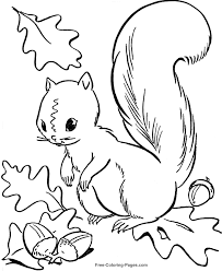 coloring pages of autumn fall coloring pages coloring pages