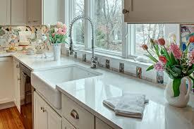 Cottage Kitchens Designs Vintage Cottage Kitchen Remodel In Nutley Nj Interior Design By