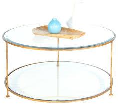 Circle Glass Coffee Table Glass And Metal Coffee Table Glass Metal Coffee Table