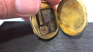 box lockets reuge musical charm locket
