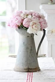 Chic Flower 108 Best Pitchers With Flowers Images On Pinterest Flowers