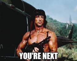 Rambo Meme - image rambo you re next meme png attack on titan wiki fandom