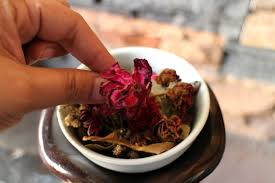potpourri how to make sweet herbal potpourri 5 steps with pictures