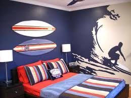 Personalizing Boys Bedrooms With Decorating Themes  Boy Bedroom - Boys bedroom ideas blue