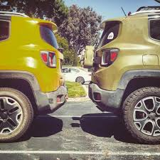 jeep trailhawk lift kit trailhawk vs 4x4 trims ride height discrepency jeep renegade forum