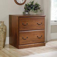 Sauder File Cabinets Cherry File Cabinet Ebay