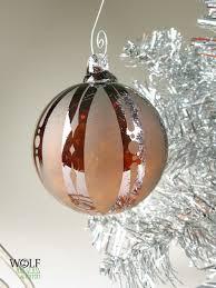 astonishing design blown glass tree ornaments decoration