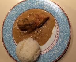 cuisiner la lotte marmiton curry de lotte au lait de coco rapide recette de curry de lotte