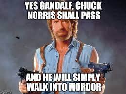 Chuck Norris Meme Generator - chuck norris week a sir unknown event imgflip