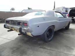 dodge challenger project 1973 dodge challenger 340 rallye project car
