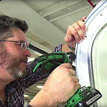 How To Install An Awning How To Bend Awning Track Sailrite