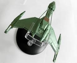 review eaglemoss klingon d5 class and vidiian warship trekcore blog