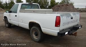 1998 chevrolet silverado 2500hd pickup truck item dd0759
