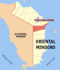 san jose mindoro map pinamalayan mindoro