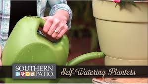 Southern Patio Video Self Watering Planters Southern Patio