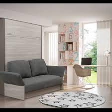 lit escamotable canapé étiquette lit escamotable avec canapé leaderbed