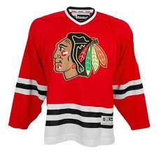 chicago blackhawks jersey colors