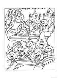 gummi bears 1 coloring pages pinterest gummi bears bears