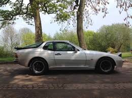 porsche 944 silver for sale porsche 944 silver 2 5 litre project 1985