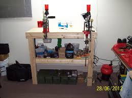 small reloading bench plans home design inspirations