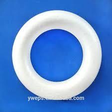 styrofoam wreath wholesale craft white styrofoam wreath rings buy styrofoam rings