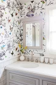 wallpaper designs for bathrooms home accessories