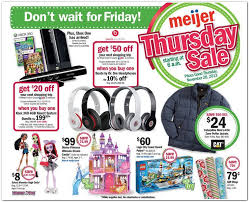 meijer thanksgiving ad shopping thanksgiving