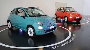 fiat 500 hatchback evergreen fiat 500 sales still rising