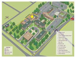 Washington University Campus Map by Fontbonne Athletics