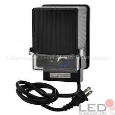 Landscape Lighting Timer 12v Ac 88w Landscape Lighting Transformer With Photo Sensor And