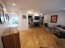 Laminate Flooring Layout Impressive Contemporary Wood Floors Design With Oaks Butter Rum
