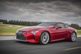 lexus canada 2018 lexus lc 500 packs 471 hp goes on sale next may