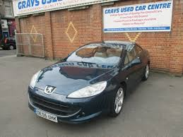 used peugeot 407 used peugeot 407 for sale rac cars