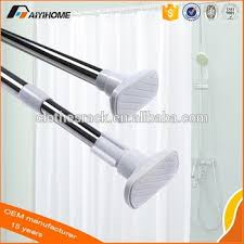 Magnetic Curtain Rod Easy Install Magnetic Shower Curtain Rod Buy Magnetic Curtain