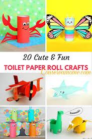 20 cute u0026 fun toilet paper roll crafts toilet paper roll crafts